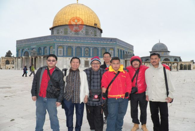 Tour ke Israel Gallery Dome of The Rock 3 holyland_tour