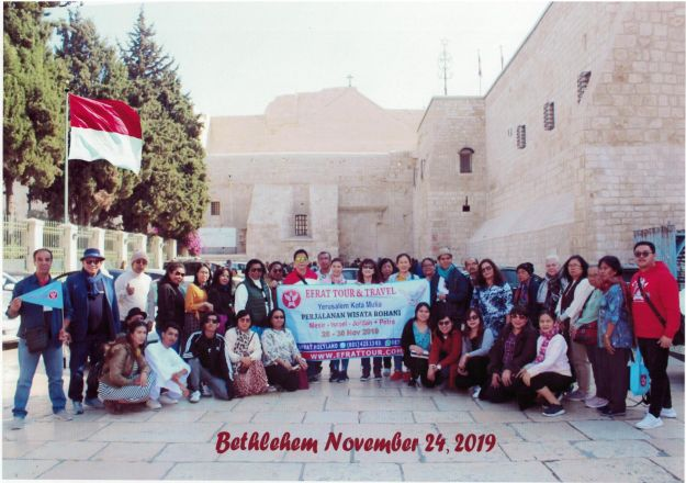 Tour ke Israel Gallery 20 - 30 November 2019 Group 1  3 image_121